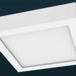 White square Mini Panel LEDs