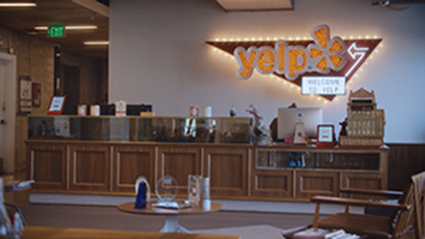 Yelp corporate office Drawing When The Project Launched Yelp Was Young But Fast Growing And It Became Evident That They Would Rapidly Outgrow Their Space John Knew That Moving Into The Hathor Legacy Learn How Yelp Designed Its New Corporate Office With Local Culture