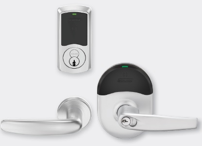 Schlage NDE and LE Series wireless locks