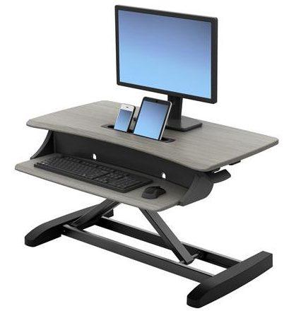 sit-stand desktop converter