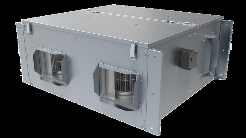 metal ventilator