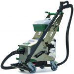 Combo dry steam/vacuum tool