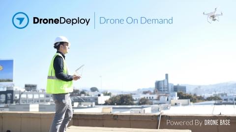 PIlot operating drone