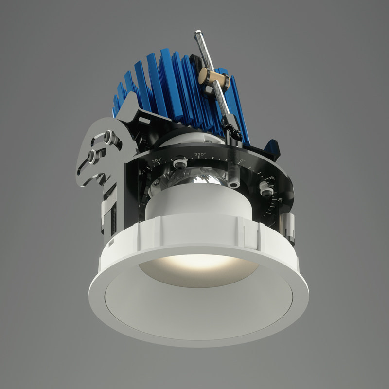Housing for a downlight
