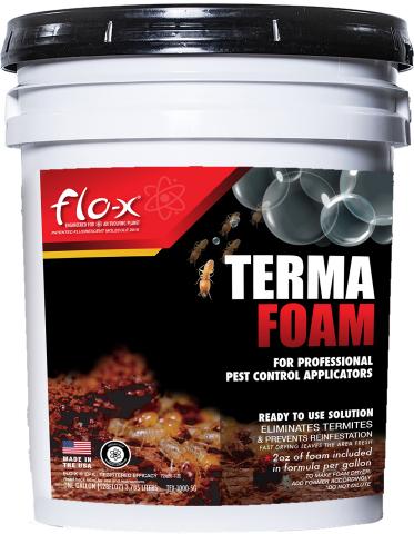 1-gallon bucket of Termafoam