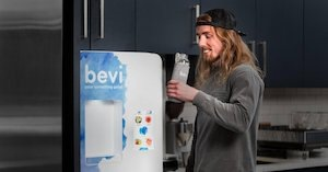 Bevi has helped save 35 million bottles and cans. That's a whole lot of waste eliminated!