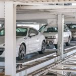 Automated parking garage system