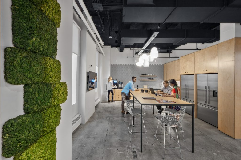 Figure 4: IA Interior Architect's New York office, Photography credit Eric Laignel