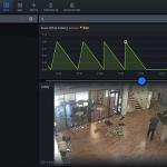 Video management system screenshot