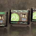 Three rectangular BMS modules from RLE
