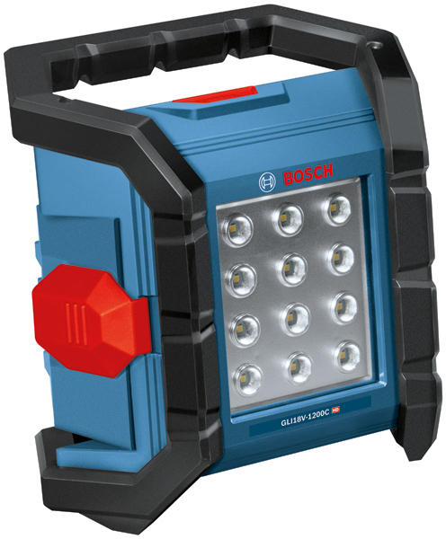Bosch LED mobile work light