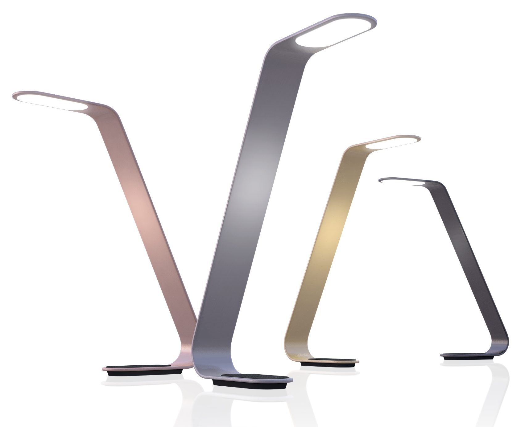 Clean Light's The Lamp desk lamp in 4 colors