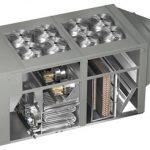 Greenheck RV-110 rooftop ventilator model