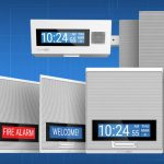 AtlasIED IPX Series IP Endpoints speakers and displays