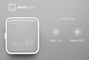 Awair Omni indoor air quality monitor