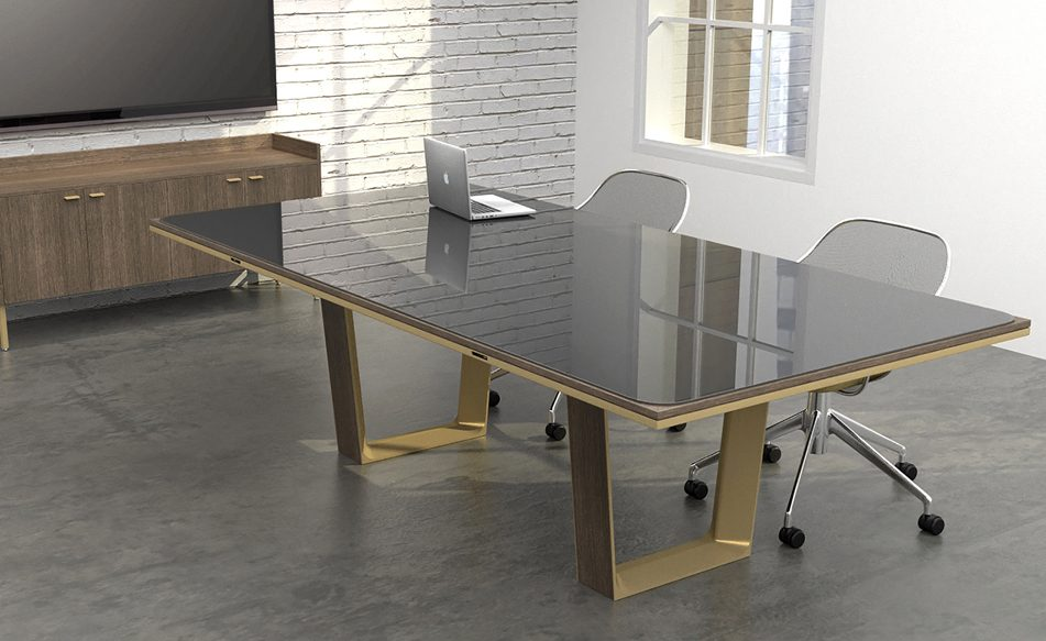 Teknion C+D Conference Table