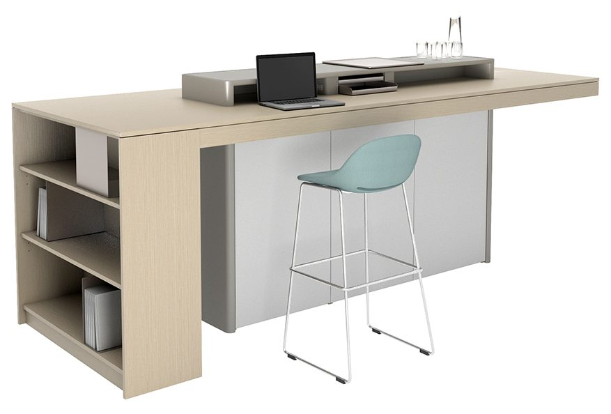 Teknion Reception Desk