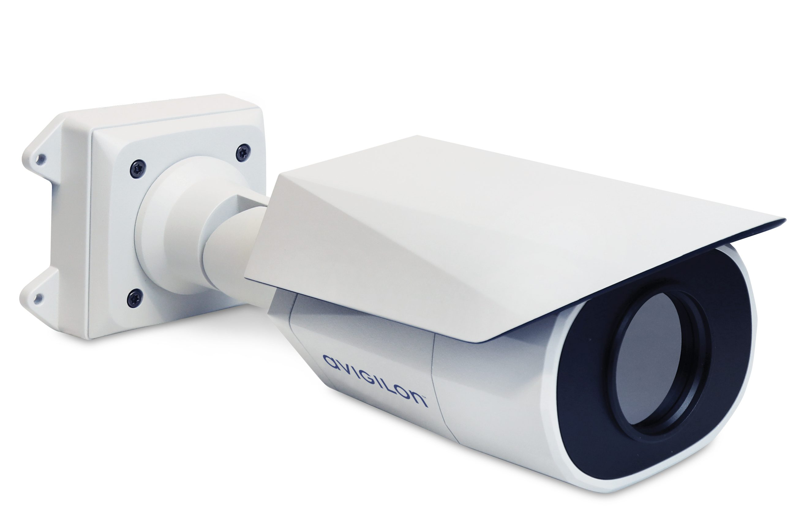 Avigilon H4 Thermal camera and application