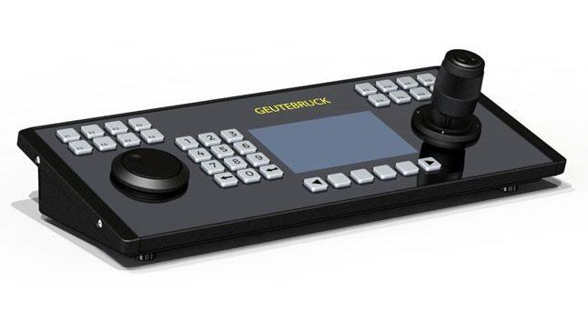 Geutebrück MBeg+ control unit