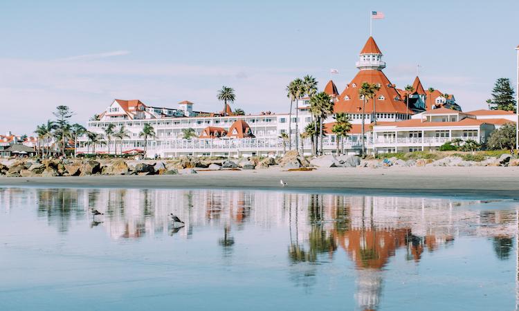Hotel del Coronado resort will use new parking technology