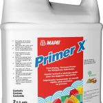 MAPEI Primer X acrylic primer for nonporous flooring surfaces
