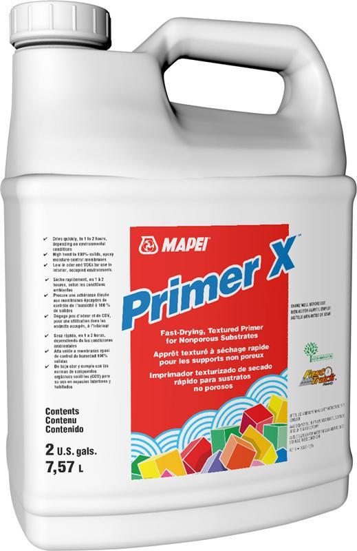 MAPEI Primer X acrylic primer for nonporous flooring surfaces
