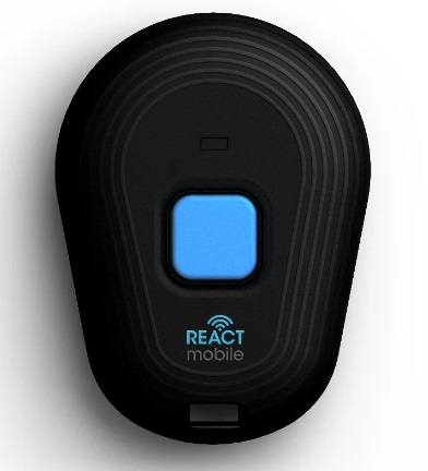 React Mobile stand-alone panic button