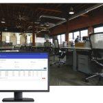 Screenshot of AlertEnterprise's Workspace Intelligence space utilization software