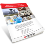 Dortronics publication on door interlock technology