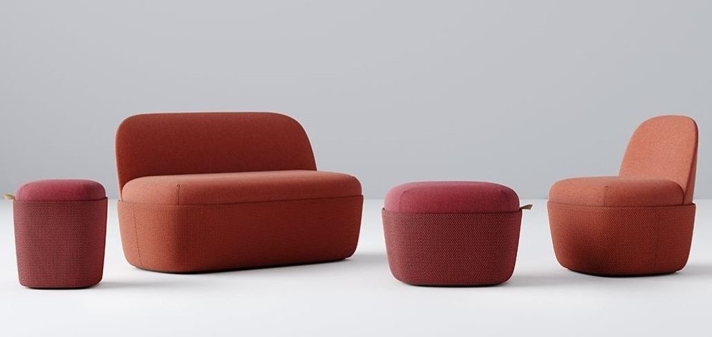 Studio TK Cesto Seating and Table Elements Collection