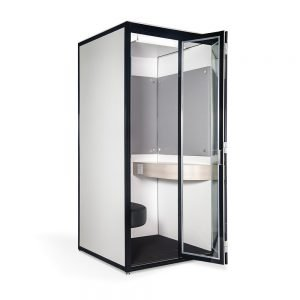 Cubicall phone booth for office privacy