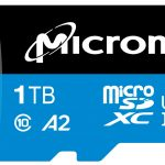 Micron 1TB microSD card for edge security video storage