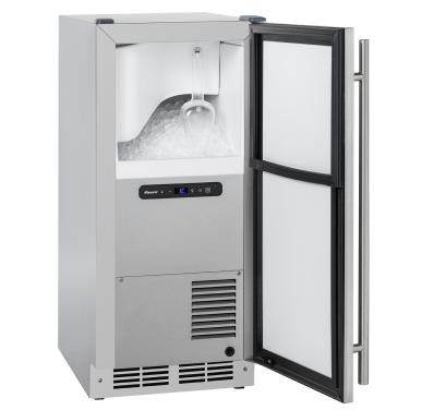Tempo compact ice machine
