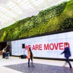Pavegen's energy-harvesting walkway for Globalworth