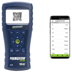 Bacharach Monoxor XR handheld exhaust gas analyzer