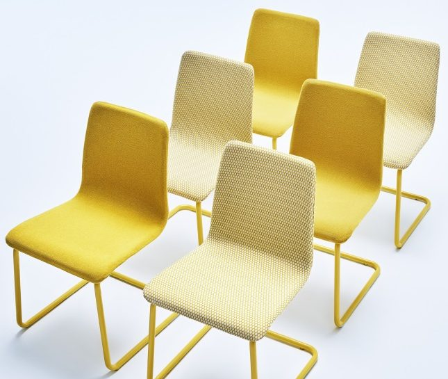Carnegie Axiom & Honeycomb furniture textiles
