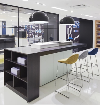Teknion Reception wins Good Design Award