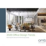 Ambius office design report, with interior landscaping trends
