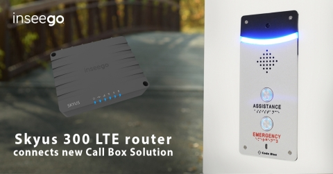 Inseego Emergency Call Box