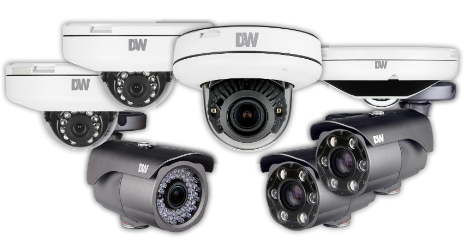 DW MEGApix CaaS edge surveillance solution
