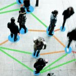 iinside's motion analytics platform helps manage social distancing