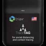 Triax Proximity Trace wearable proximity device