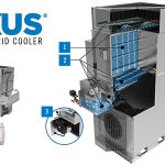BAC Nexus Cooler components