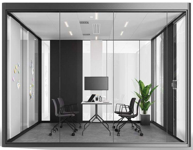 Bosse Series 4 Room-in-Room System