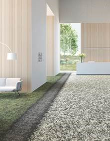 Shaw Contract Shifting Fields carpeting collection