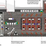 JLL offices spaces layout graphic