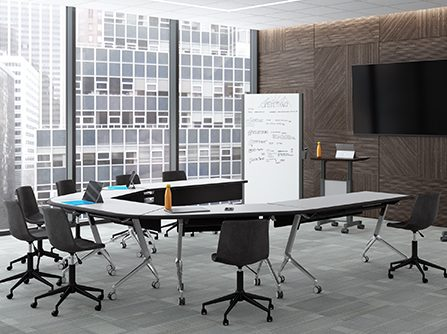 SurfaceWorks Dax training tables