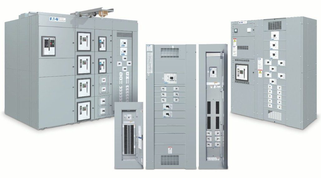 Eaton Pow-R-Line Xpert smart panelboards and switchboards
