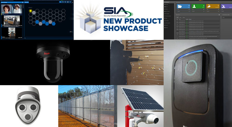 Security Industry Association (SIA) New Product Showcase Awards