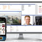 Telaeris XPressEntry software integration with Maxxess eFusion access control software